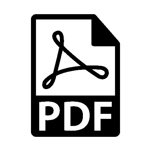Programme recto 2018